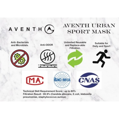 Aventh Urban Mask (Over The Moon)