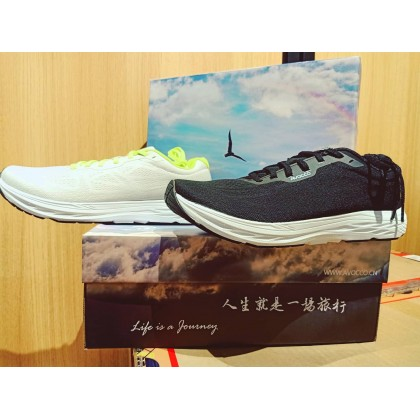 AVOCCO ZERO WING Road Shoes GRY/YELLOW
